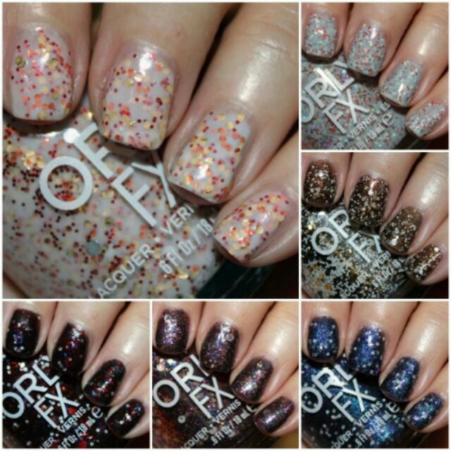 ORLY Galaxy FX 2014