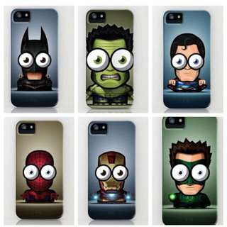 Custom Marvell Iphone Case
