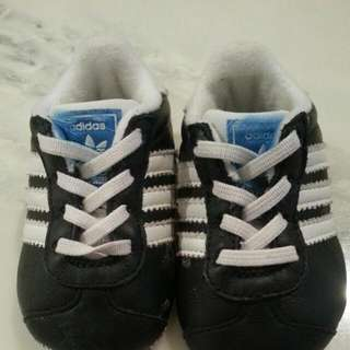 Authentic Preloved Adidas Baby Shoes 10.5cm