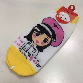Korean Artist Socks (Yoona)