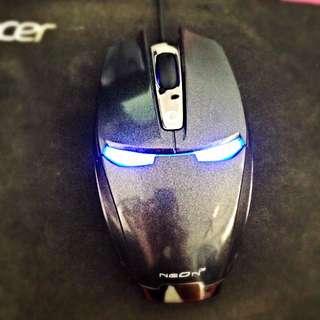 Iron Man USB3.0 Mouse