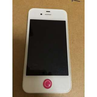 Iphone 4S 16g White