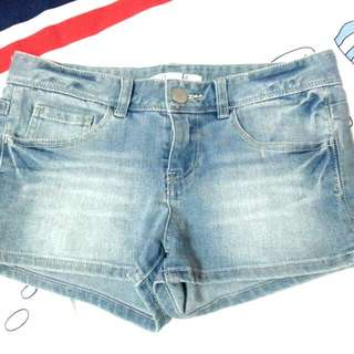 F21 Denim Shorts, Size 27