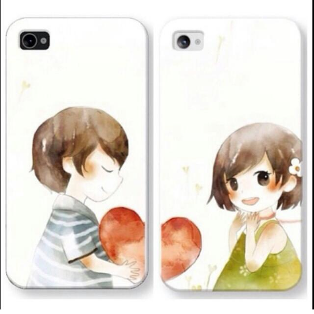 Custom Iphone Case Couple