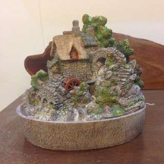 Desktop Country Style Fountain