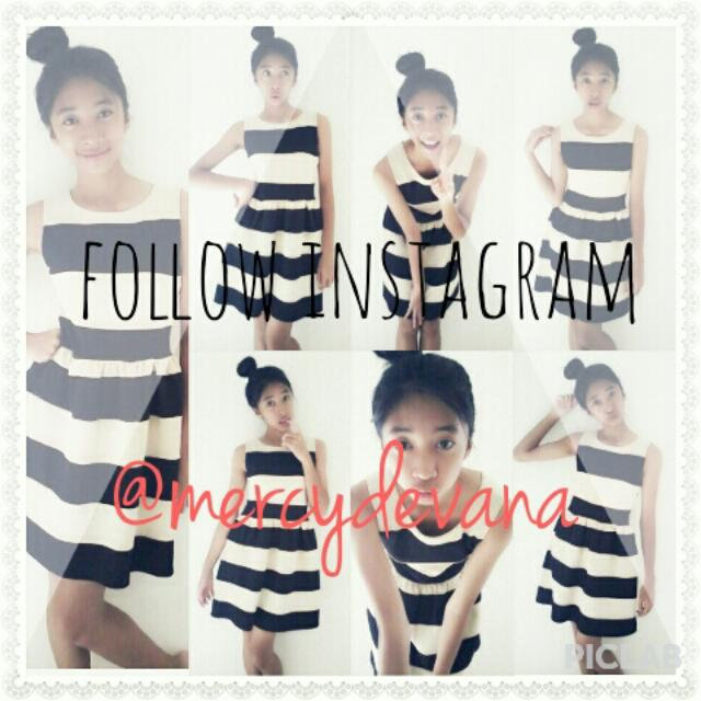 Follow Me On Instagram @mercydevana