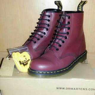 Authentic Dr. Martens Boot