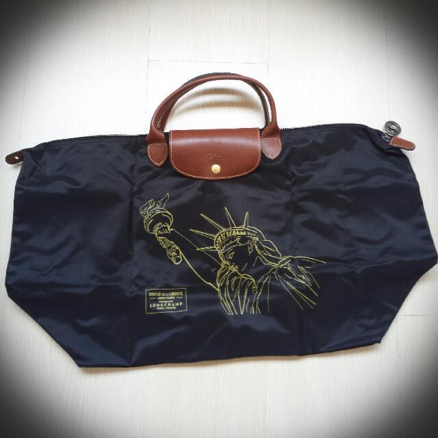 de46bde0bc46 🆕 Longchamp Le Pliage NYC Special Edition Extra Large Bag