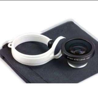 Clip On Fisheye Lens