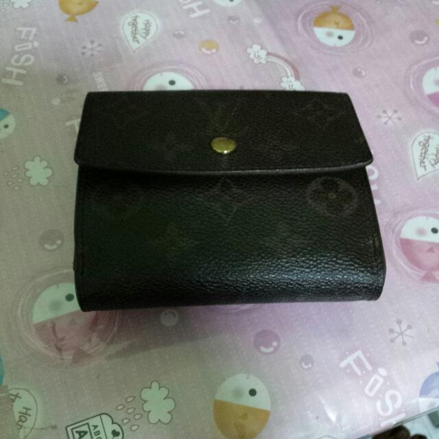 preloved lv elise wallet