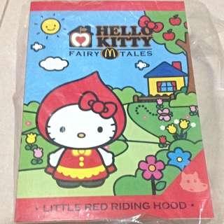 HELLO KITTY Little Red Riding Hood