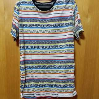 Korea T-shirt For Sale. Size S/M Like Topman Zara