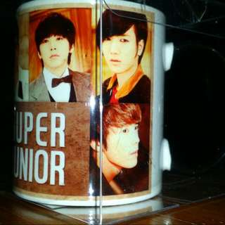 BN Super Junior Mug