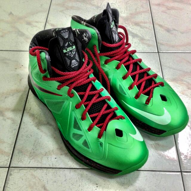 buy popular ce7c0 5111e Nike LeBron X Cutting Jade , Sports on Carousell
