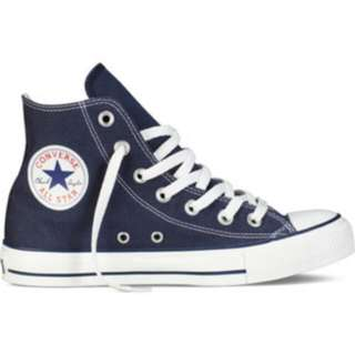 Authentic CONVERSE Navy Hightops CT