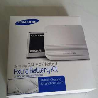 Samsung NOTE 2 Extra Battery Kit