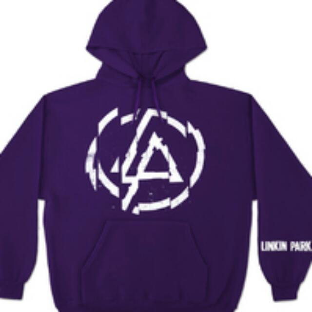 Linkin Park Chopped Pullover Hoodie