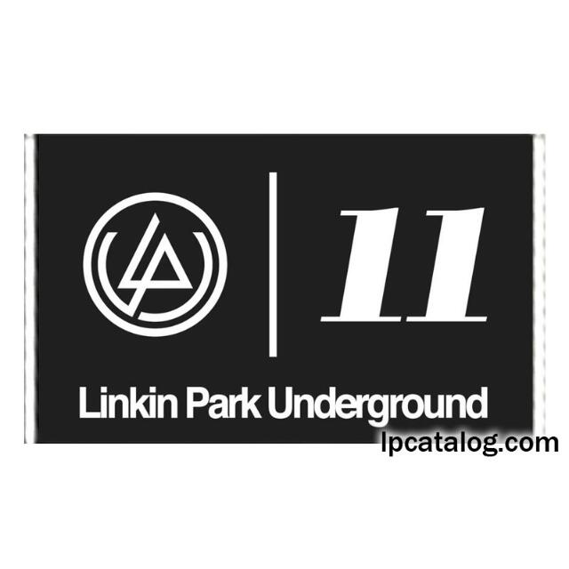 Linkin Park 11 Flag