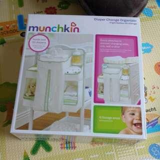 BN Munchkin Diaper Change Organizer