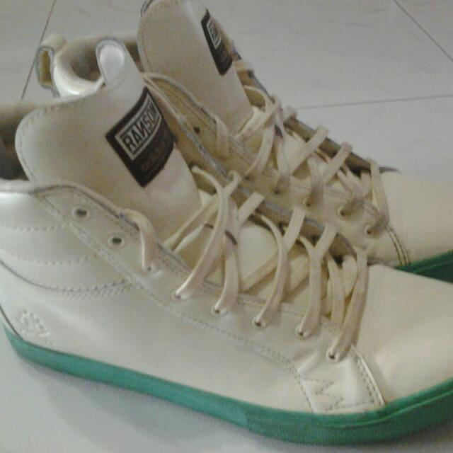 b3deece4e2c1 Authentic RANSOM x ADIDAS HIGHCUT shoe