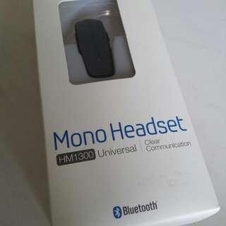 Samsung Mono Headset