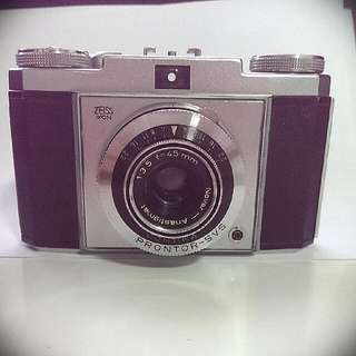 Zeiss Ikon Contina - Vintage Camera -