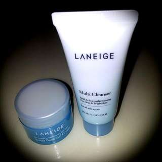 LANEIGE TRAIL PRODUCT