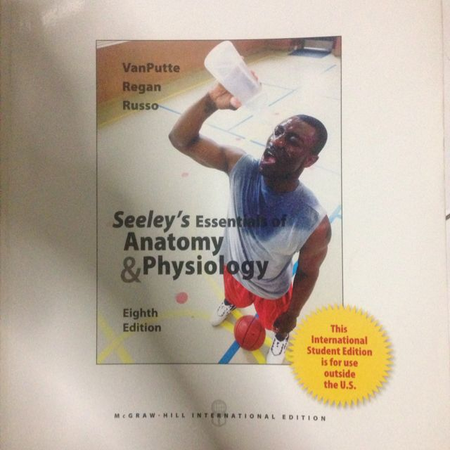 Seeley\'s Essentials Of Anatomy & Physiology, Books & Stationery ...