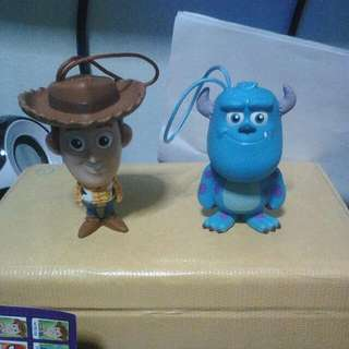 Woody And Sulley 5 Dollar Each!!
