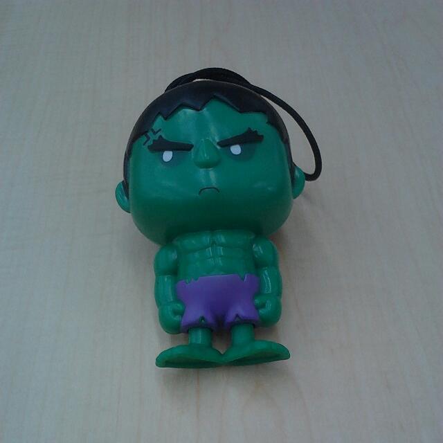 7-11 Hulk!!!! For 10!! Trade For Spiderman