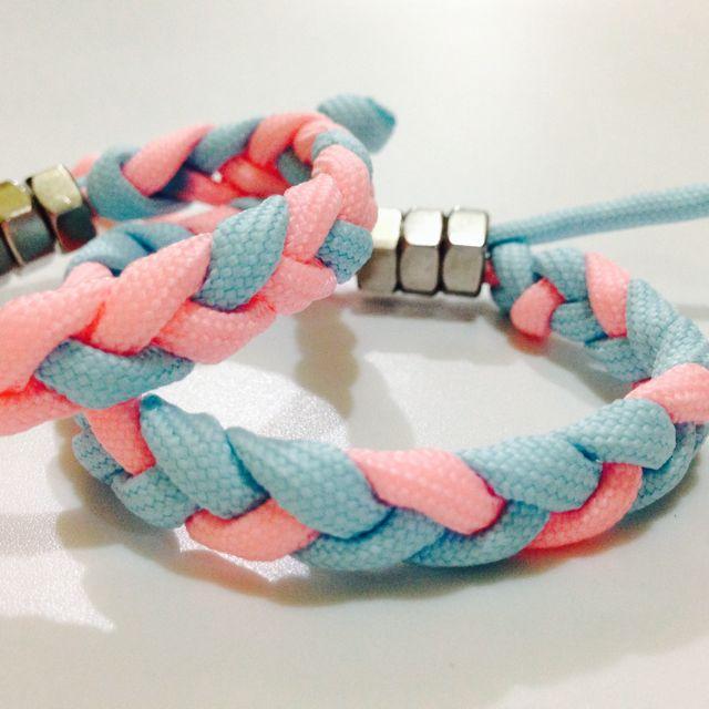 Basic Braid Parachute Cord Bracelet