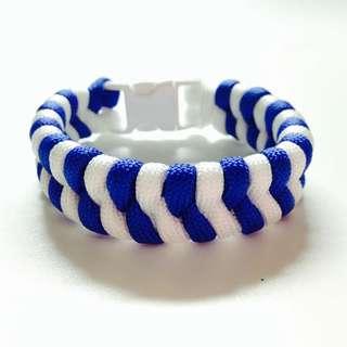 Fishtail Braid Parachute Cord Bracelet
