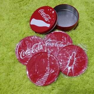 BN Coca Cola Coaster