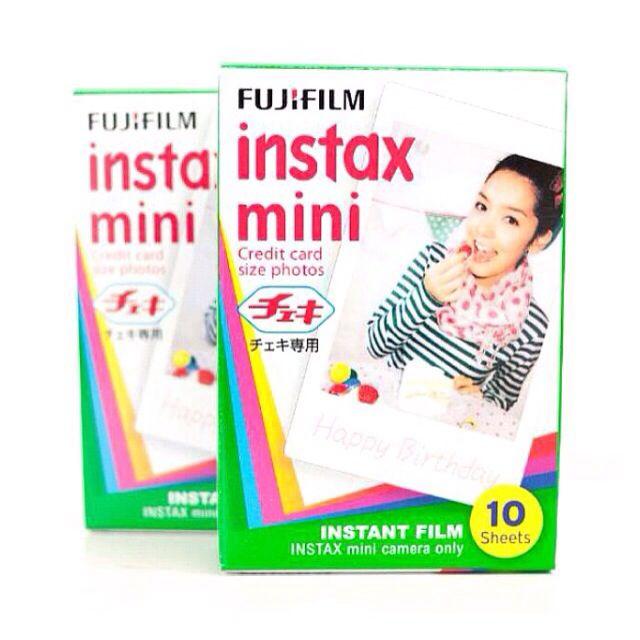 Instax Film. INSTOCK
