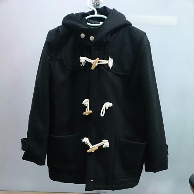 Uniqlo-inspired Coat