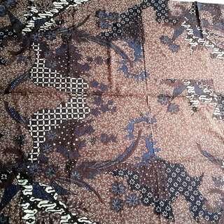 Batik Tulis Sutra Asli 2