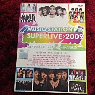 Music Station SuperLive