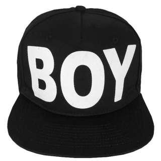 (100% AUTHENTIC) BOY LONDON CAP
