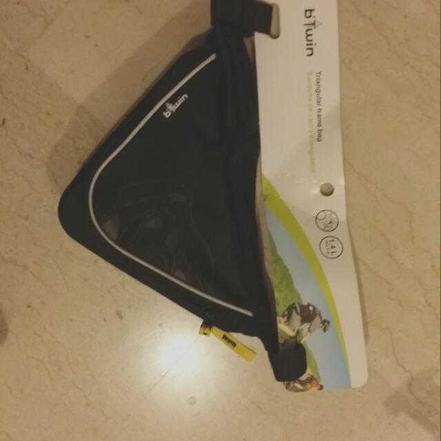 Brand New Triangle Bag For Road Bike Or Mtb