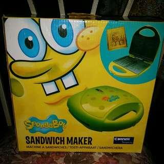Cornell Spongebob Sandwich Maker