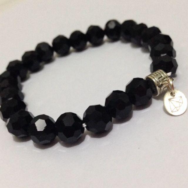 SALE: Classic Black Bracelet