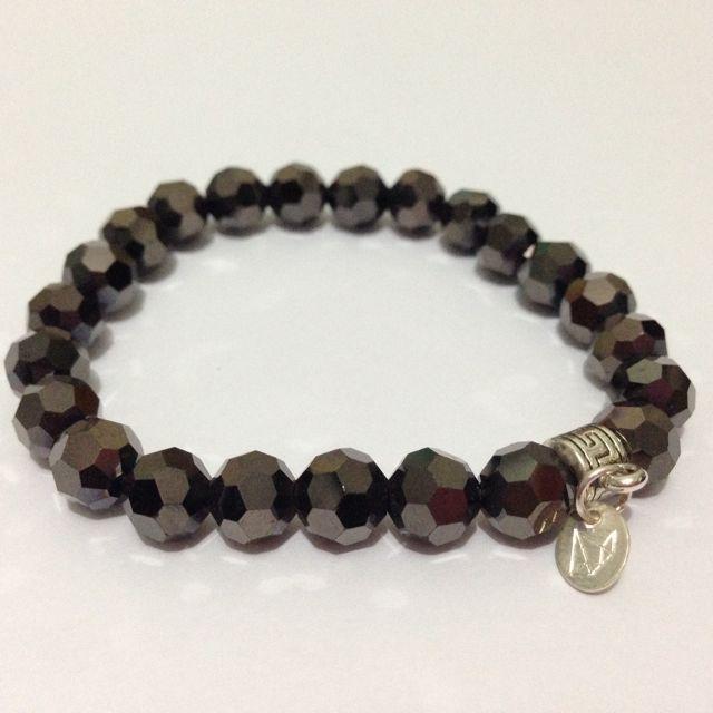 SALE: Classic Grey Bracelet