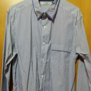 Topman Size L Brand New Without Tag long Sleeve Shirt. bnwot. Like Zara Louis Vuitton Gucci Zara