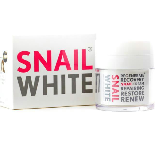 Namu Life Snailwhite Cream