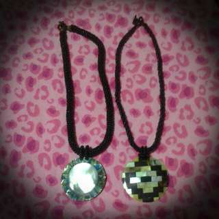 BN Necklaces Both At $10
