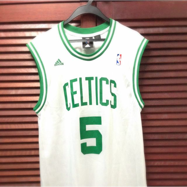 low priced fdb55 d2e05 Authentic Adidas RESERVED!!!! Kevin Garnett Boston Celtics ...