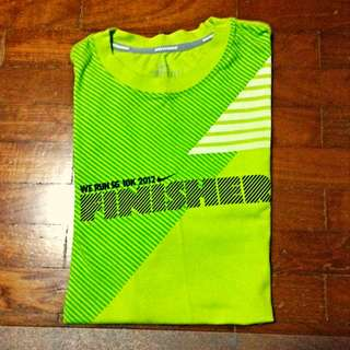 Nike WeRunSG 2012 Finisher Tee