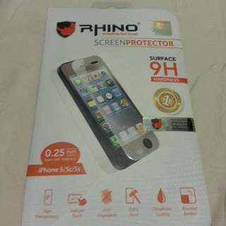 Rhino Screen Protector for iPhone5/5c/5s