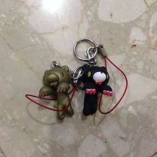 Gloomy bear collective keychain