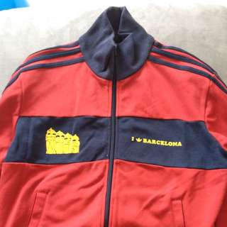 Original Adidas Barcelona Jacket